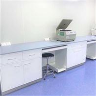 L11汕头对液体吸收性强实验室钢木中央实验台