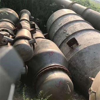 二手30吨钛材质蒸发器
