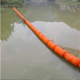 FT400*1000各种水域都可以用的组合式拦污漂排浮筒