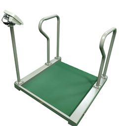 医用透析轮椅电子体重秤