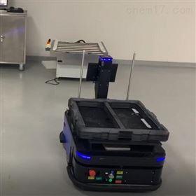 自主視覺搬運機器人