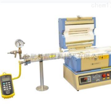 OTF-1200X-S-DVD1200°C小型坩堝移動管式爐