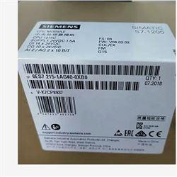 6ES7215-1AG40-0XB0宜春西门子S7-1200PLC模块代理商