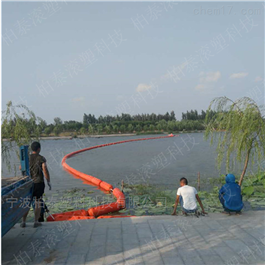 FT300*1000水下拦垃圾的拦污排浮筒需要哪些配件