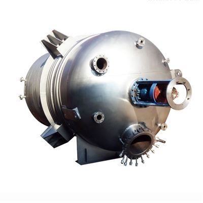 15m³医药生产聚酯聚醚减压蒸馏抽真空反应釜