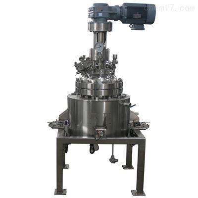 100L-1000L耐酸碱高压中试反应釜