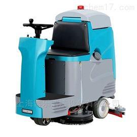 锂电池驾驶式洗地车工厂用
