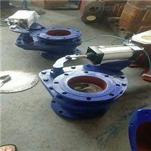BZ643TC气动陶瓷平衡阀