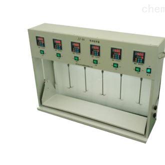JJT-6A六联同步搅拌器