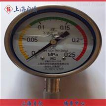 不锈钢压力表上仪四厂