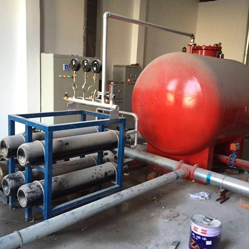 消防气体顶压给水设备质量保证