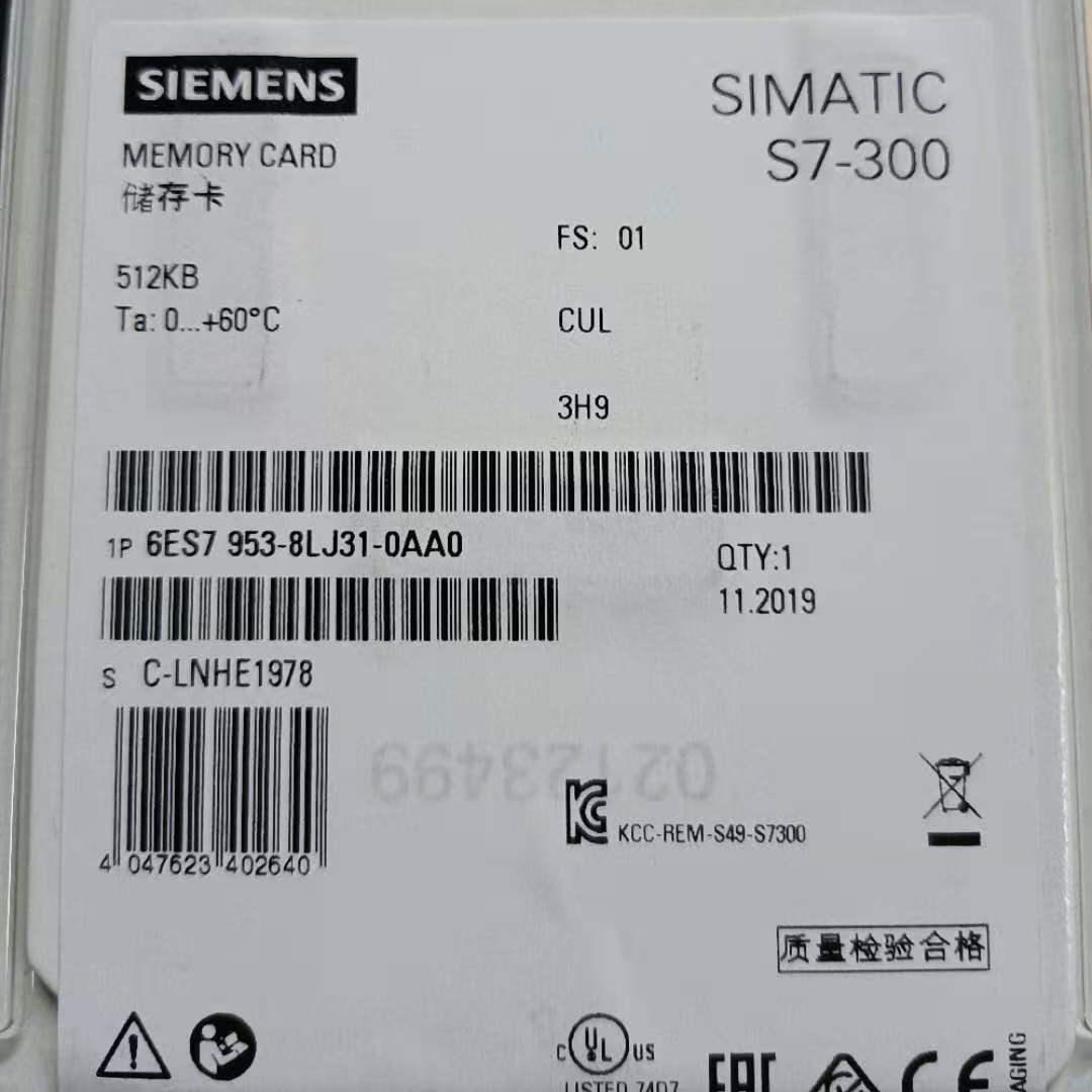 西门子6ES7953-8LL20-0AA0