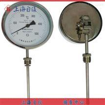 上海自动化仪表三厂双金属温度计WSS-581
