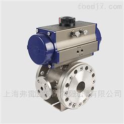 气动保温球阀ANSI150,316L