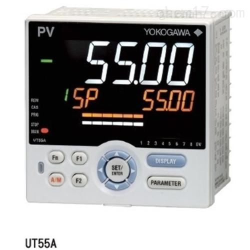 温度调节器UT55A-000-11-00横河YOKOGAWA