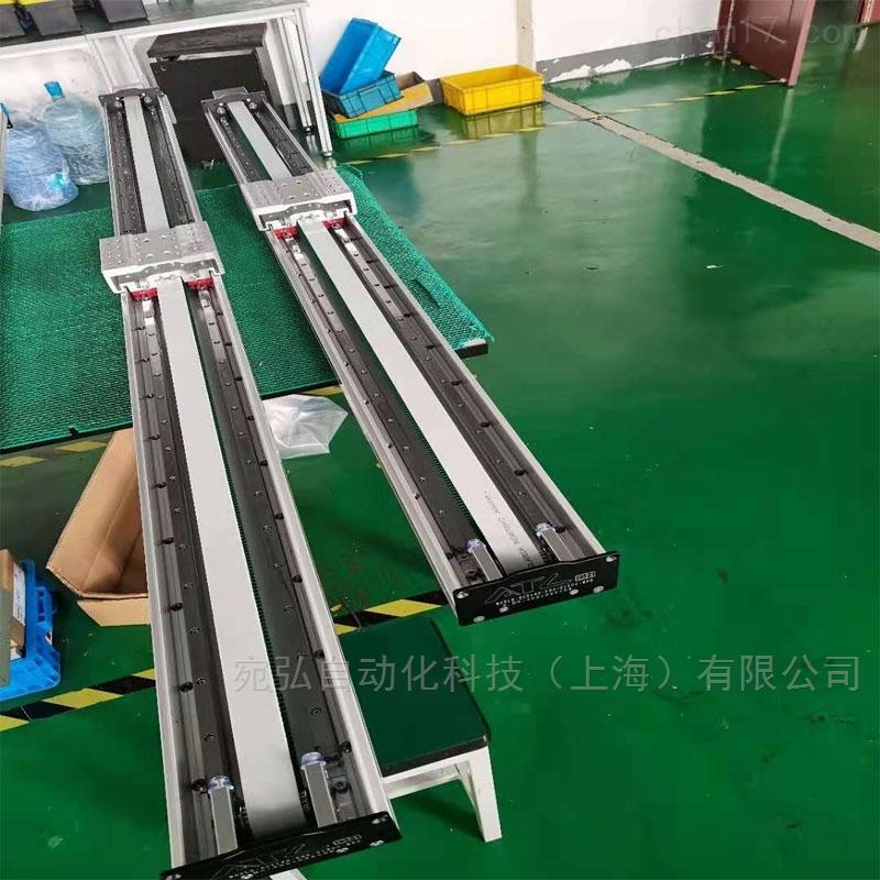 丝杆滑台P10-S400-M