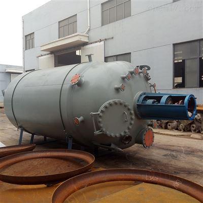 10m³山梨醇钛复合板高温高压加氢反应釜