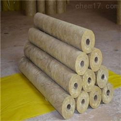 离心玻璃棉蒸汽管道专用 防火岩棉管