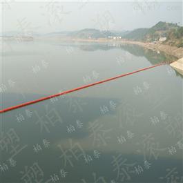FT300*1000拦截水面垃圾用的柏泰塑料拦污漂排浮筒