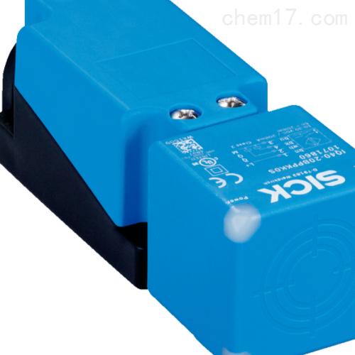 检测区域SICK方形接近传感器