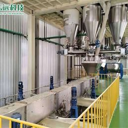 合肥信远四川自贡粉剂水溶肥生产设备