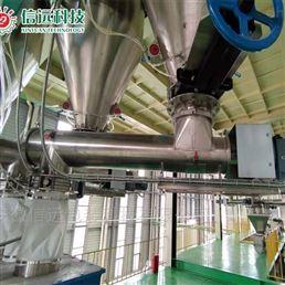 合肥信远内蒙古包头粉剂微生物菌剂包装设备