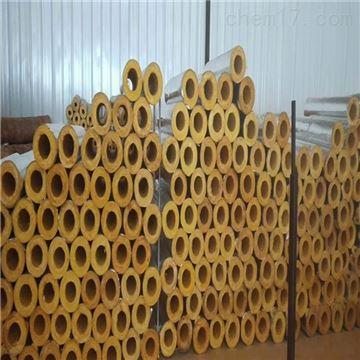 27-1220燃气管道玻璃棉保温管壳50mm厚价格