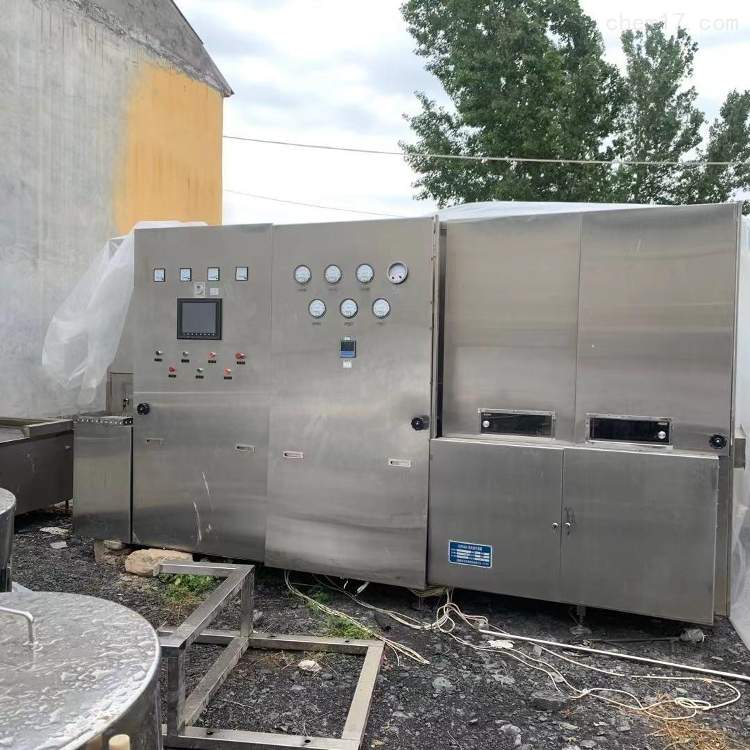 二手隧道式热风循环烘箱