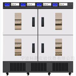 智能多温区光照培养箱 ZGX-1100D-L4 微电脑