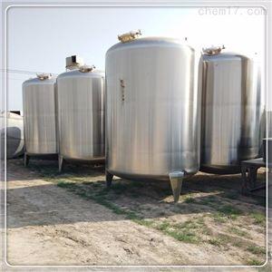 二手10吨钢储水罐
