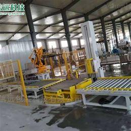 黑龙江哈尔滨粉剂水溶肥包装码垛生产线