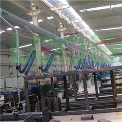 LB多工位焊接烟气排风系统