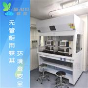广东蝶莱实验室无风管通风柜厂家