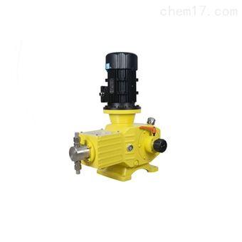 DK3.0柱塞式高压絮泥剂机械隔膜阻垢剂加药计量泵