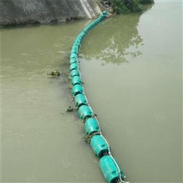FT600*1000水上漂浮垃圾拦截隔离拦污浮排浮筒