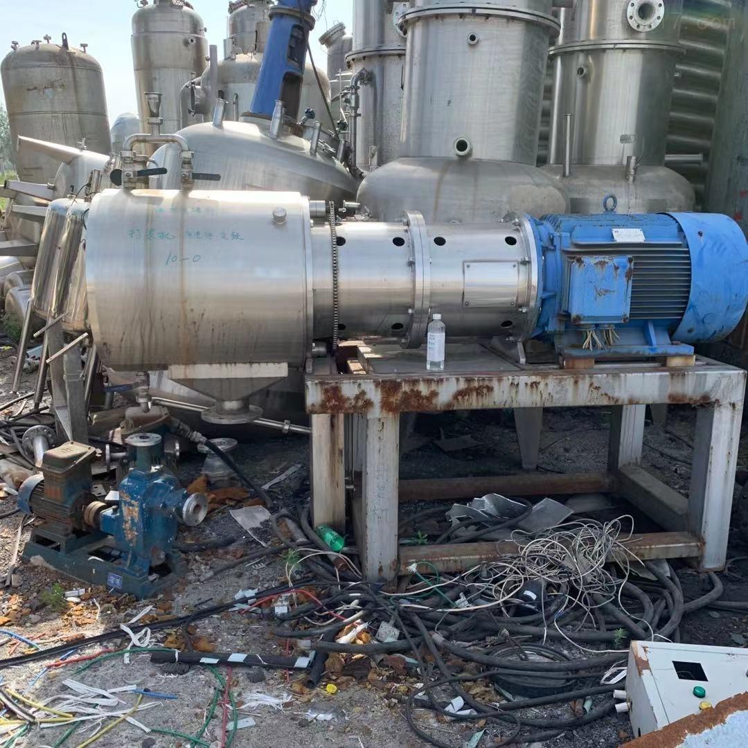 二手进口果汁打浆机 产量10吨 有控制变频