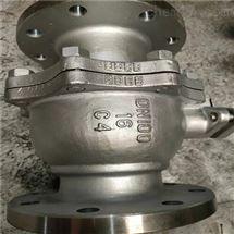 浓硝酸专用C4钢球阀