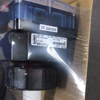 418779替代KS8025-93160022宝德Burkert涡轮流量计华东区核心供应