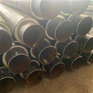 预制聚氨酯防腐热力发泡地埋式保温管报价