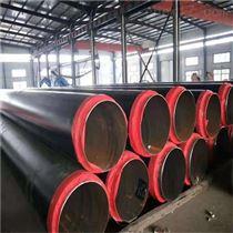 外護鋁皮聚氨酯預製保溫管
