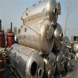 5吨-30吨二手单效蒸发器大量处理