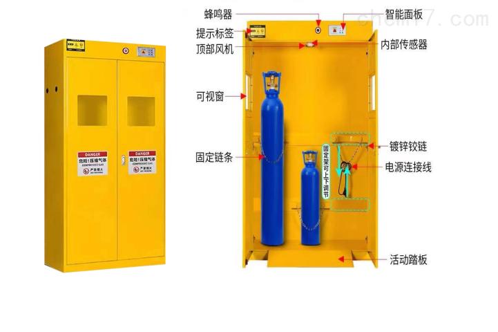 山东实验室家具-气瓶柜