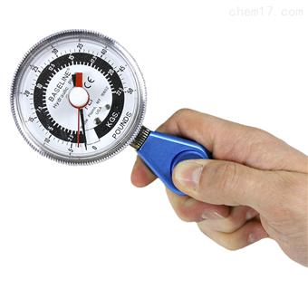 12-0235捏力计美国BASELINE指针式用于手部捏力测试
