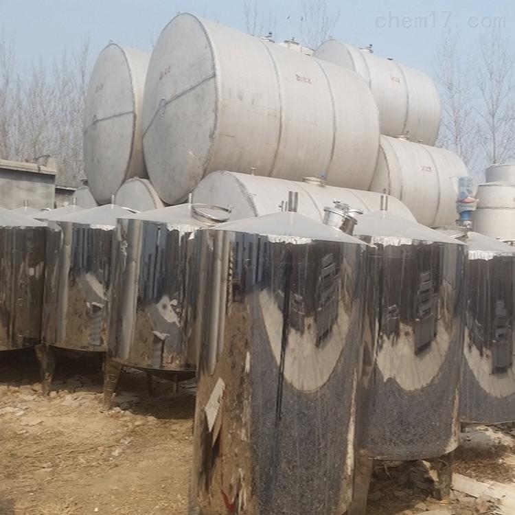 30吨储油罐八成新
