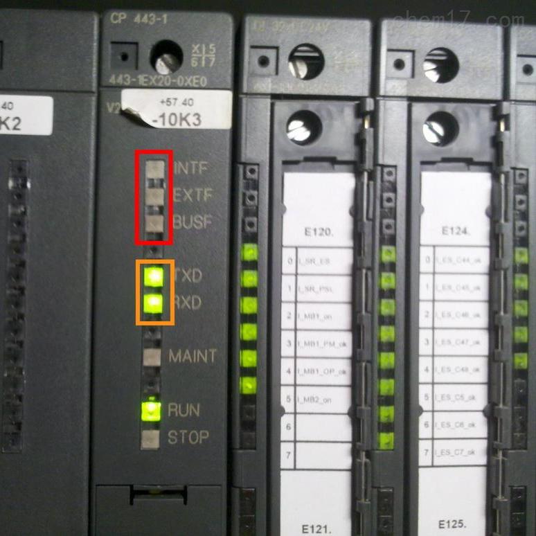 西门子S7-400模块6ES7417-4XT05-0AB0