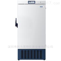 立式海爾 -30度低溫保存箱凍標本血液試劑