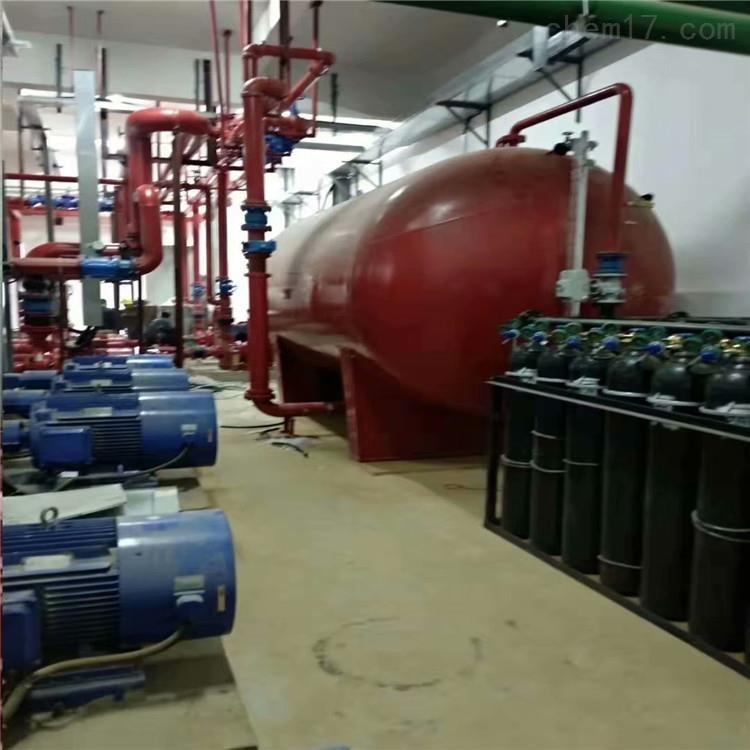西安消防气体顶压给水设备价格
