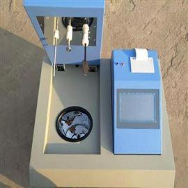 SH500C全自動觸屏油品熱值儀