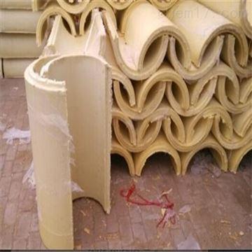 27-1220标准厚度硬质防火管道聚氨酯保温瓦壳厂家