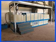 BLHG-120-10氧化锌回转窑 连续式回转炉 粉末治金烧结炉